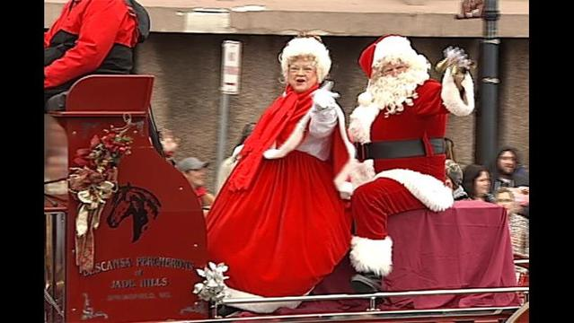 Christmas Parade Applications Available