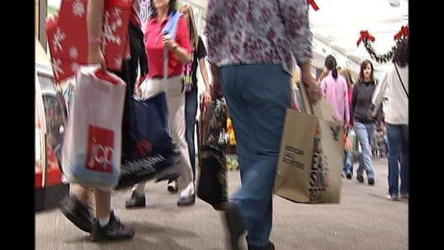 Retail Sales Up 4.5 Percent The Week Before Christmas