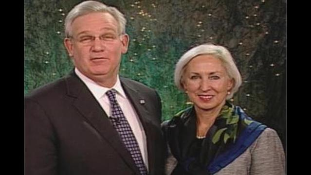Christmas Message From Missouri Governor and First Lady