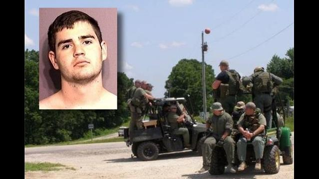UPDATE: Missouri Manhunt for Kidnapping Suspect Comes to an End