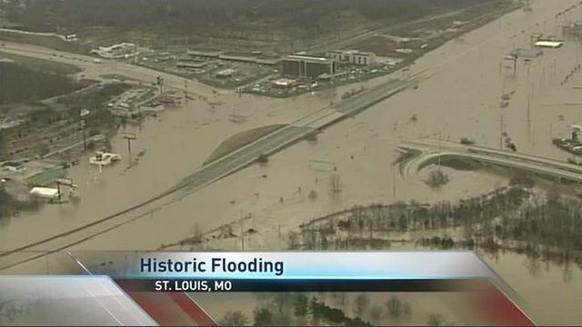 Many Roads Re-Open in Missouri After Flooding