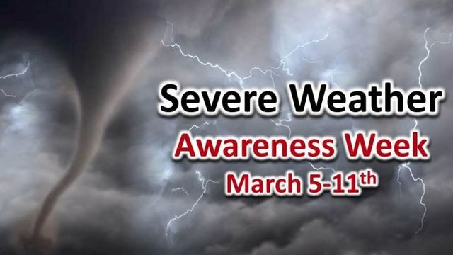 Missouri Urging People to Be Severe Weather Aware