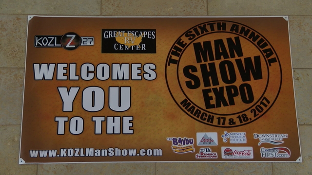 The 6th Annual Man Show Expo