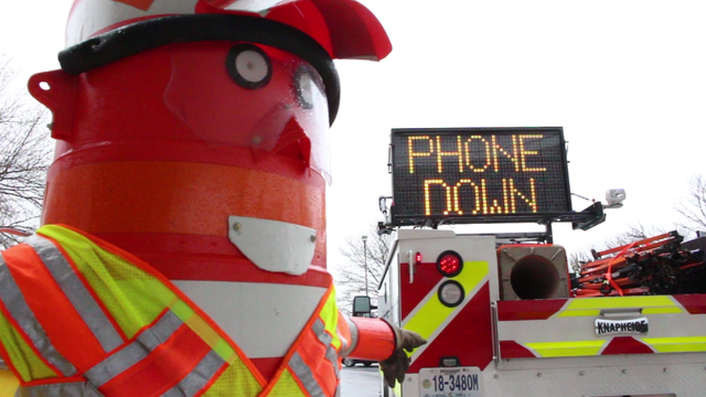 Drive Smart, Do Your Part to Save Lives in Roadway Work Zones