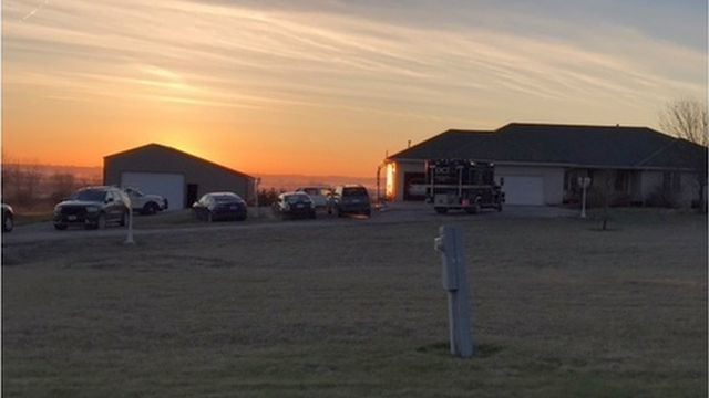 Iowa man charged with killing mother, father and sister