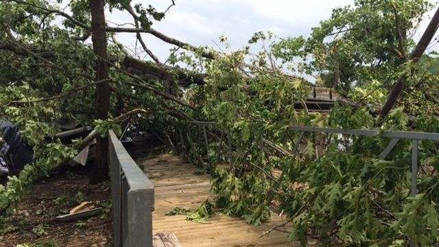 PHOTOS: Storm Damage in Stone, Taney Counties