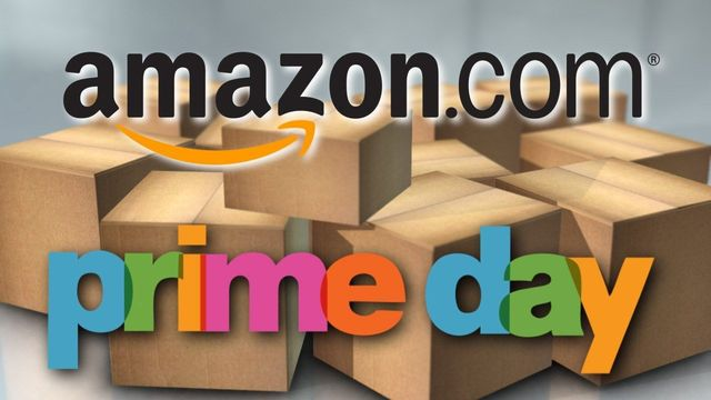 Prime Day Breaks Amazon Sales Records