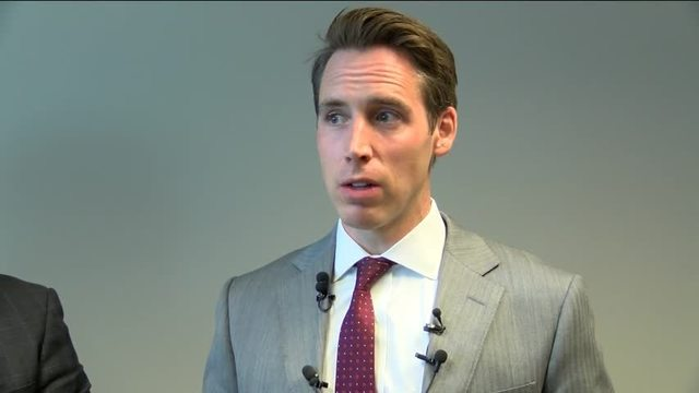 Hawley Blames Human Trafficking on the Sexual Revolution