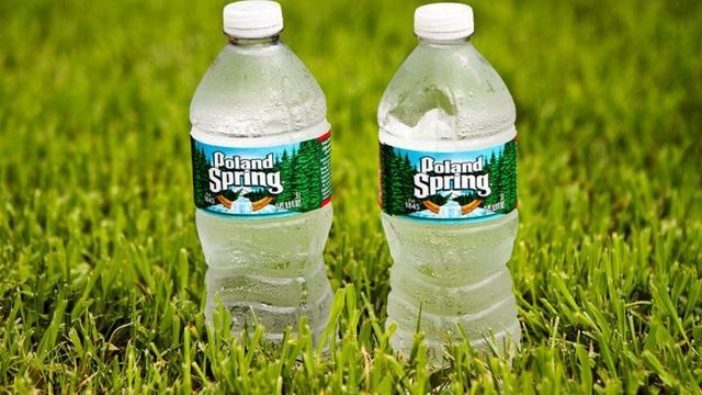 Lawsuit Claims Poland Spring Water Isn't from a Spring