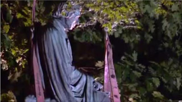 Maryland Removes Controversial Statue From State House Grounds