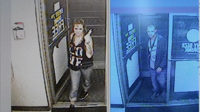 Police Trying to ID Suspects in Stolen Cars