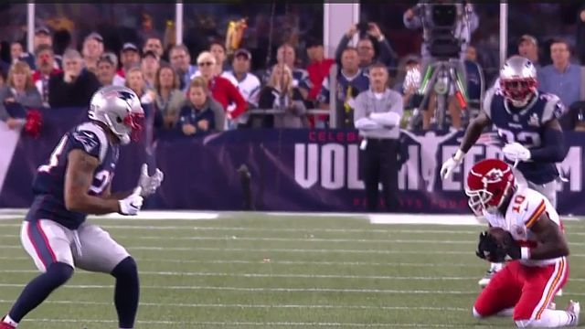 Chiefs Upset Superbowl Champ Pats in Foxborough