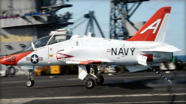 Navy jet believed to have crashed in Tennessee""