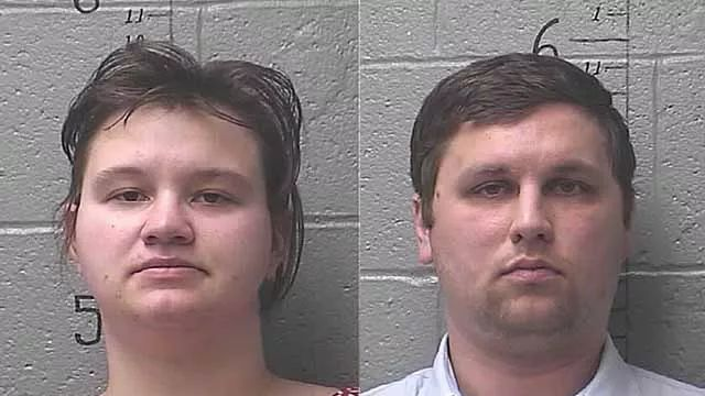Missouri couple accused of putting infant son in microwave