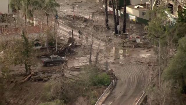 Fire Chief Pat McElroy Calls Deadly Mudslides a 'Santa Barbara Tragedy'