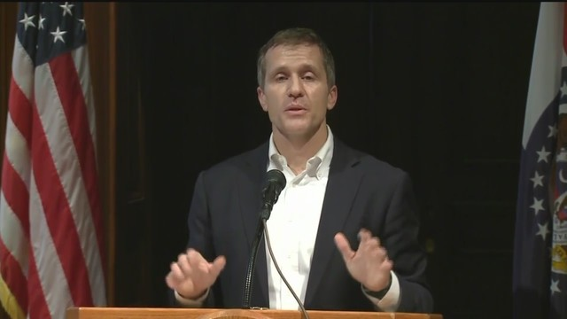 Greitens' office cleared in Confide app investigation