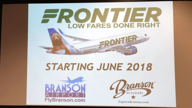 Frontier announces new direct flight from Omaha
