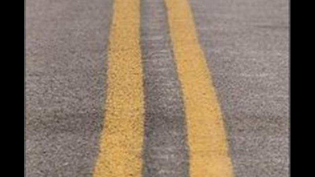 Shortage of Paint For Highway Stripes?