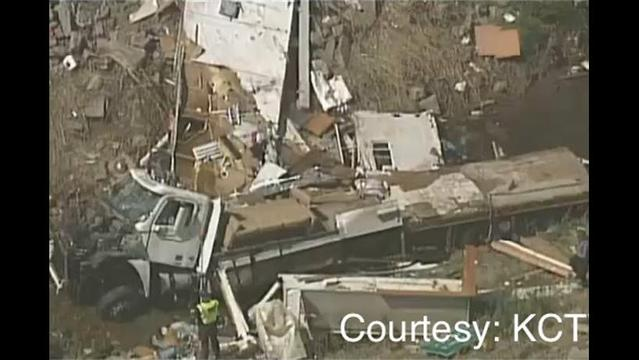 CBS: Multiple Fatalities in I-35 Accident in Kansas