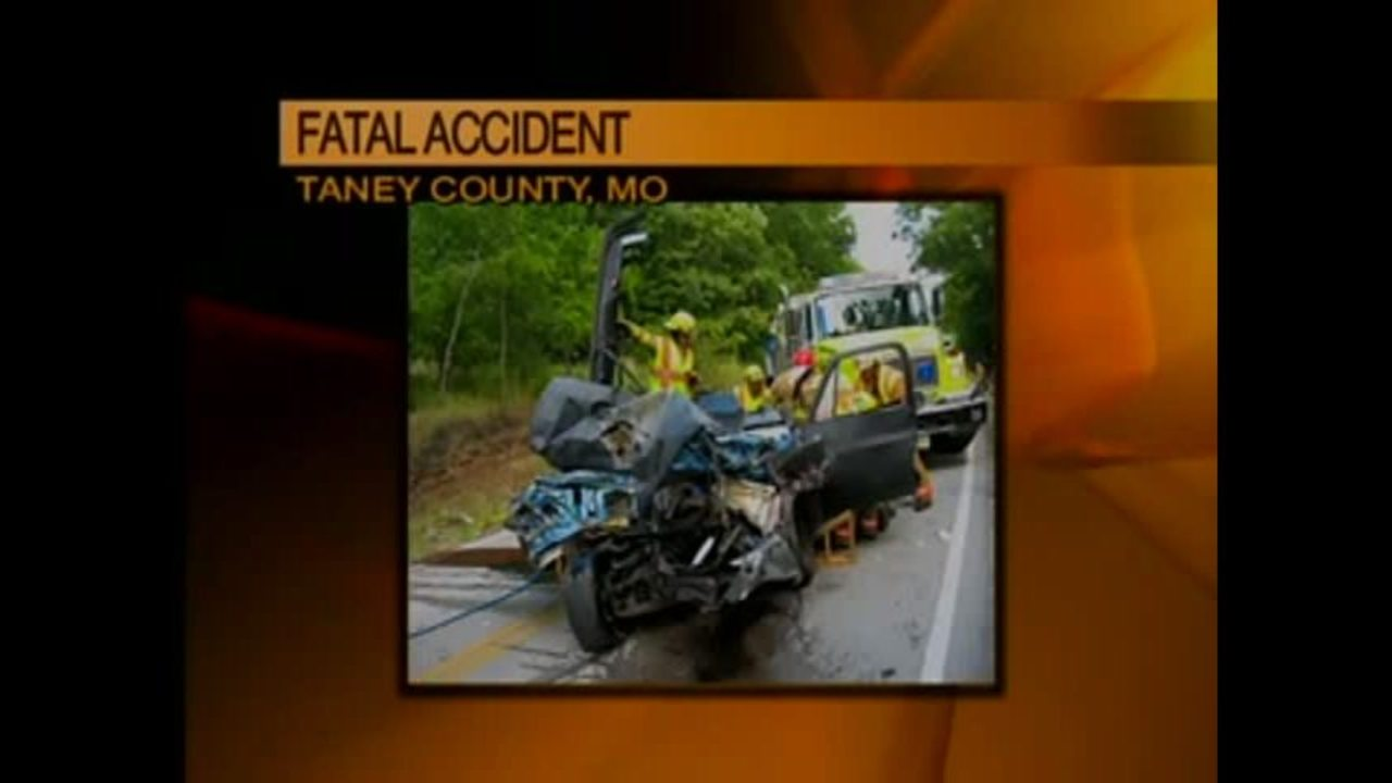 Teenager Killed in Fatal Taney County Crash