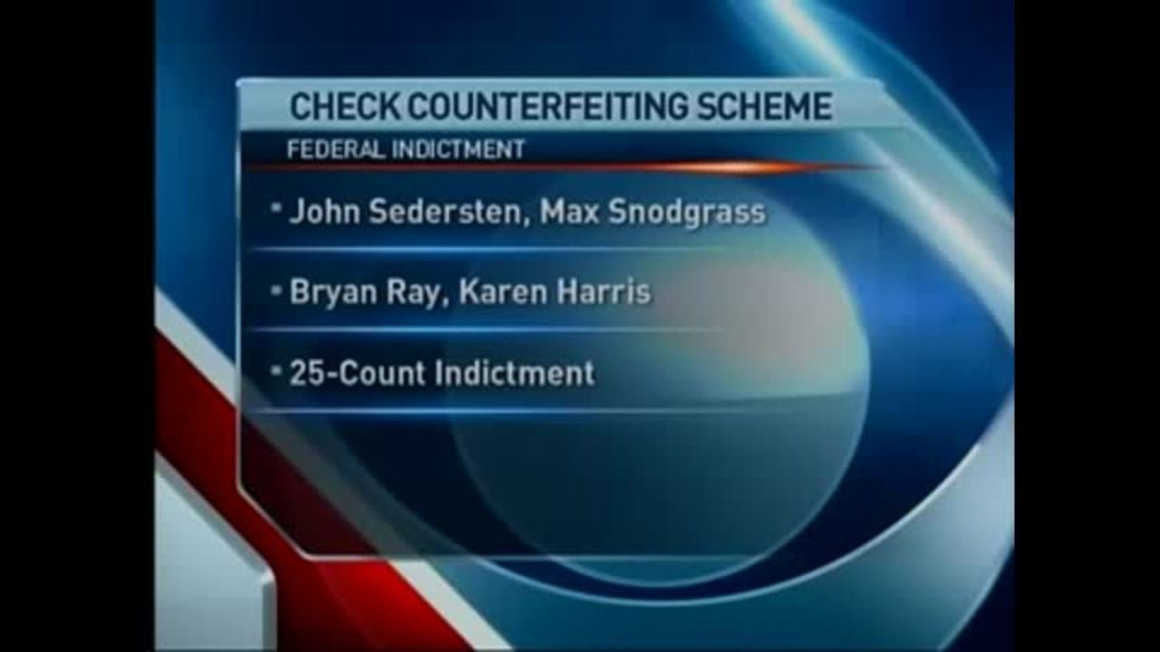 Four Indicted in Counterfeiting Scheme_-6830053265866929175