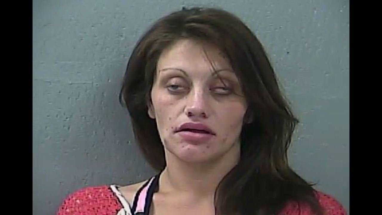 Woman Arrested for DWI, Child Inside Car