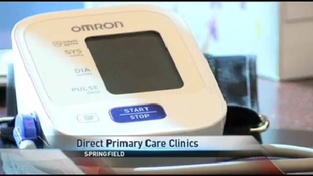 New Charitable Clinic Opens in Springfield, Offers $5 Flat Fee for ...