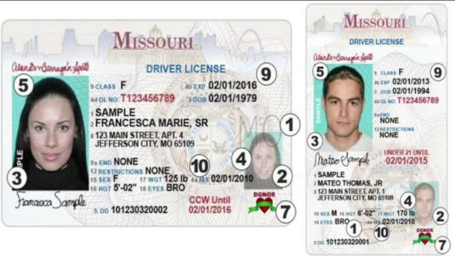 Missouri Real An Security Extension Id Gives Homeland On