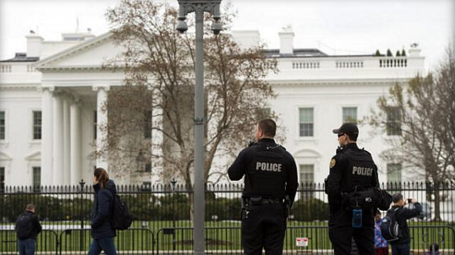 Secret Service Agents Fired After White House Intrusion