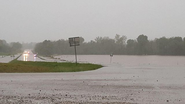Heavy Rain Causes Flooding in West Plains