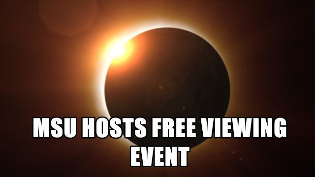 Missouri State University to Host Eclipse Viewing Event