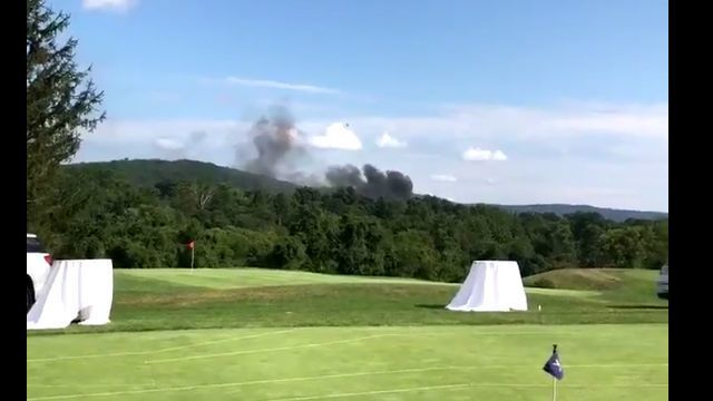 DEVELOPING: 2 Dead as Helicopter Crashes About 7 Miles from Charlottesville Protests