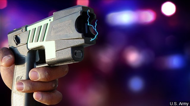 Inmate Shoots Lawrence County Deputy with Taser