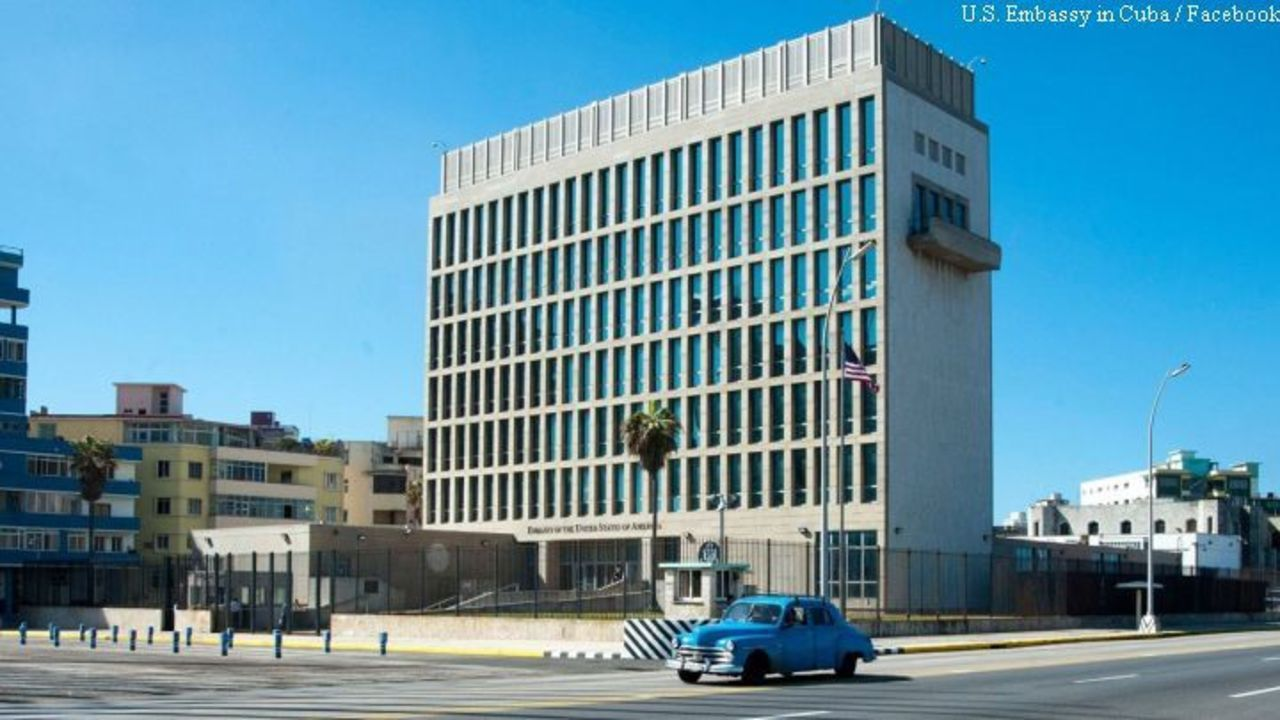 U.S. Plans Major Withdrawal of Staff from Embassy in Cuba