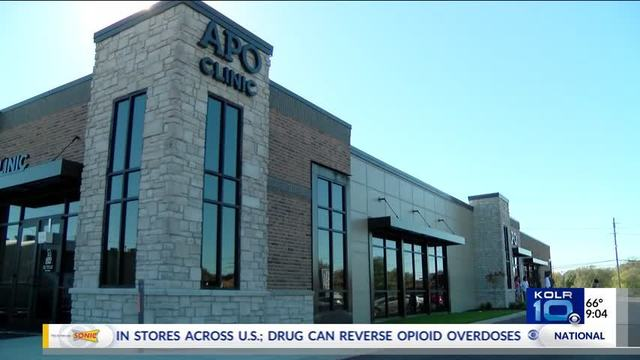 APO Opens New Clinic in Springfield