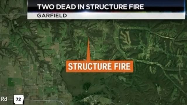 Two Dead in Benton County Structure Fire