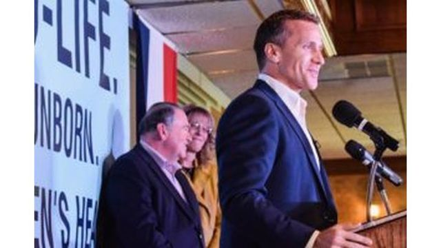 Missouri Gov. Greitens in Springfield Tuesday to Outline Tax Plan