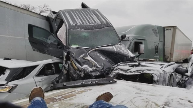 update: i-44 reopens at 106 mile marker after multiple accidents