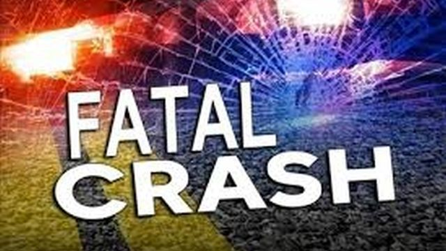 One Man Dead after Vehicle Struck a Tree