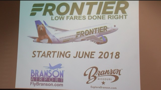 Branson Airport Launches Flights to New Destinations