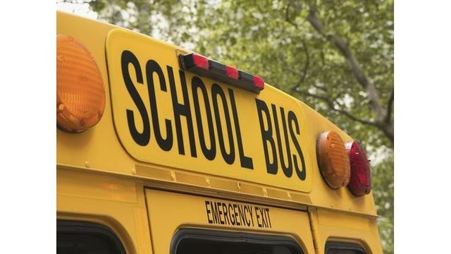Parents critical of school officials after fatal bus fire