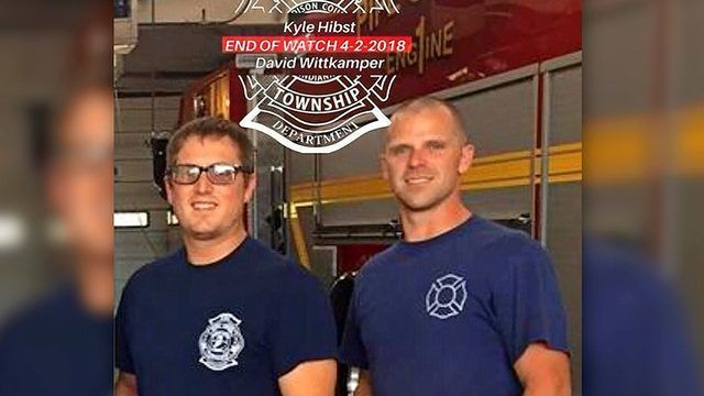 Firefighters Killed in Indiana AirportPlane Collision