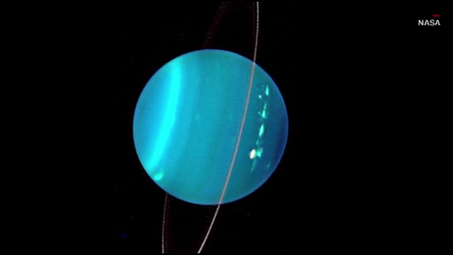 Uranus Smells Like Rotten Eggs, According to Scientists