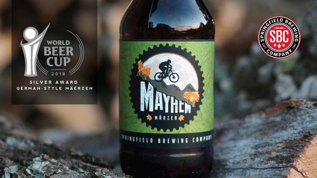 Springfield Brewing Company Brings Home Silver Medal at World Beer Cup