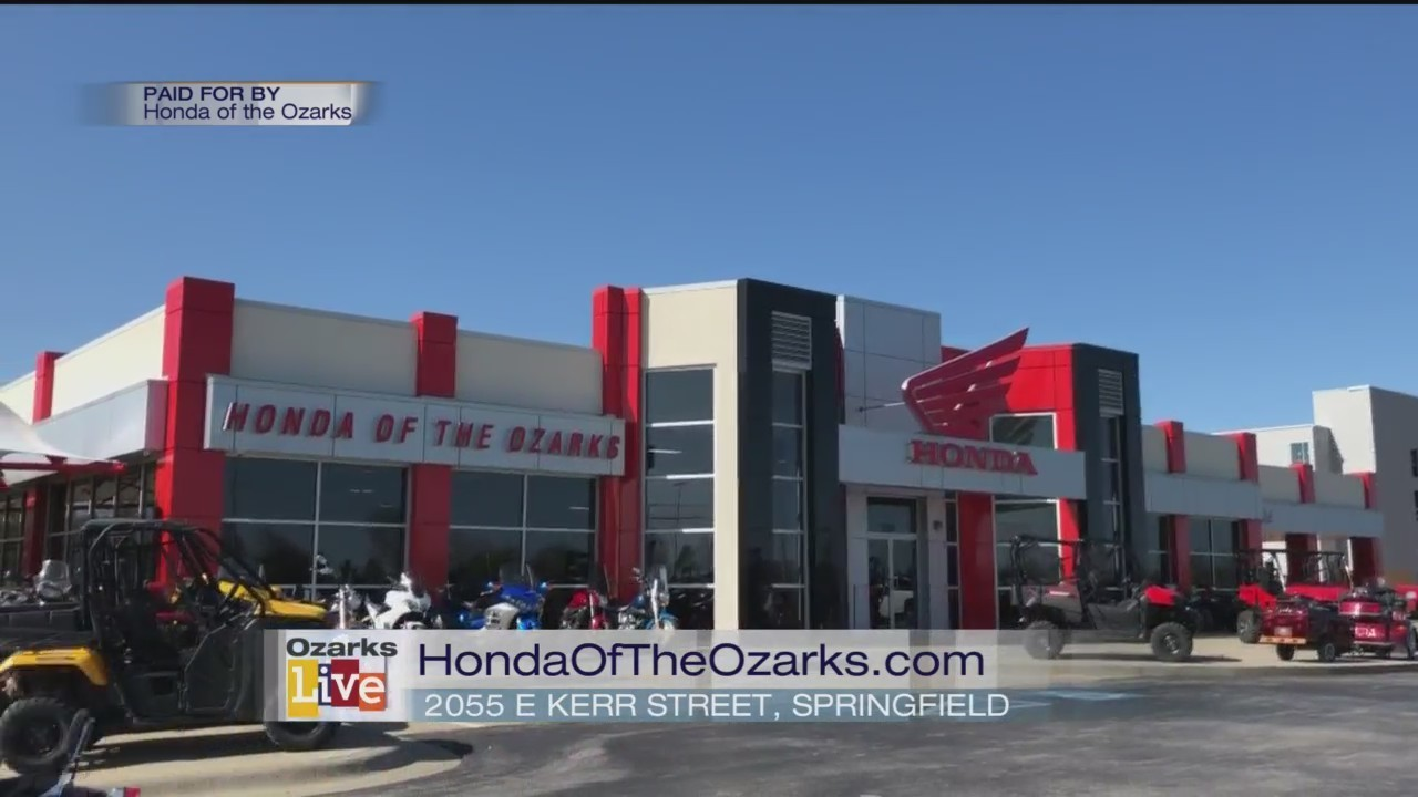 Honda Of The Ozarks >> Honda Of The Ozarks 5 18 18
