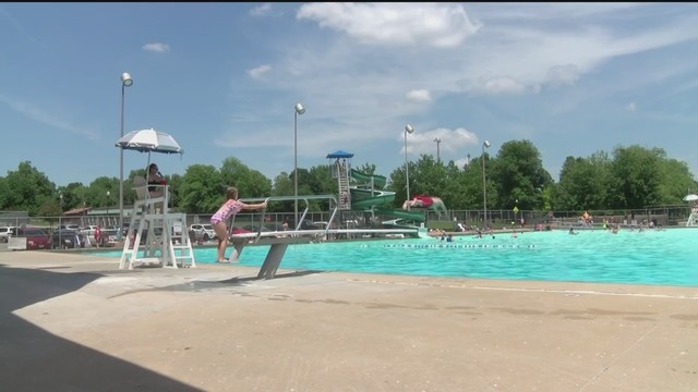 Grant Beach Pool Reopens After Pump Replaced