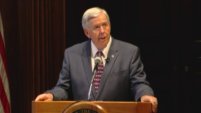 Governor Parson to Address General Assembly