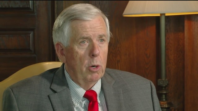 Gov. Parson Responds to Dems Lawsuit on Kehoe Appointment