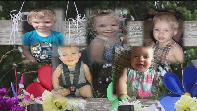 Services Thursday for Children Lost in Lebanon House Fire