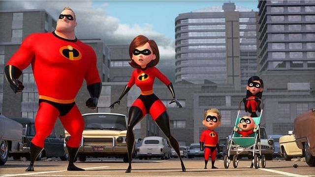 Seizure Warning Issued for Some Scenes in 'Incredibles 2'
